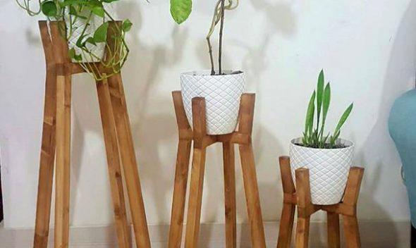 خرید پایه گلدان
